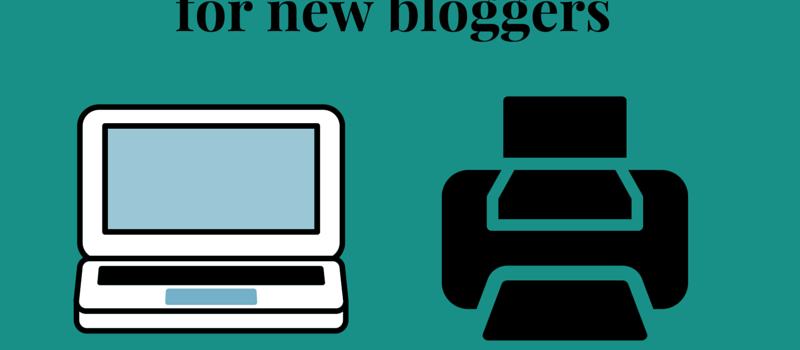 Humble Beginnings: A guide for new bloggers