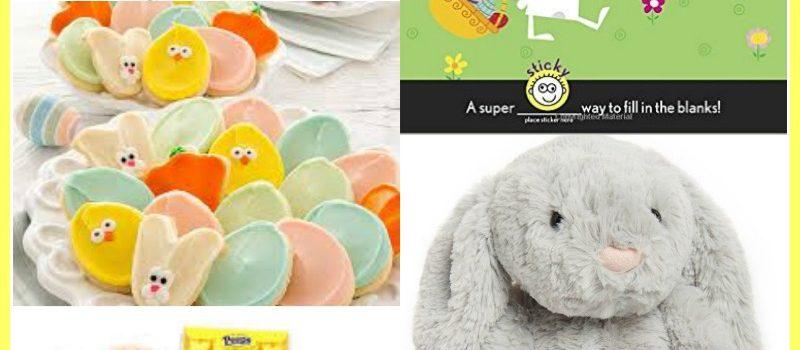 Easter Egg Hunt- Easter Basket Ideas