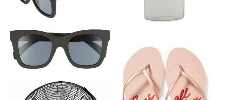 Meet You Poolside- Summer Faves