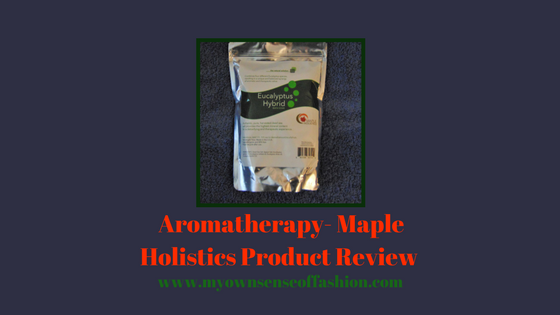 Aromatherapy- Maple Holistics Product Review