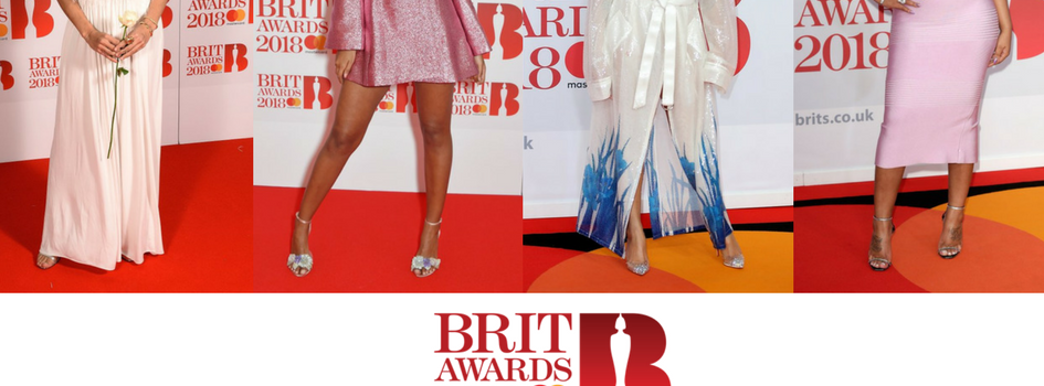 2018 BRIT Awards Red Carpet