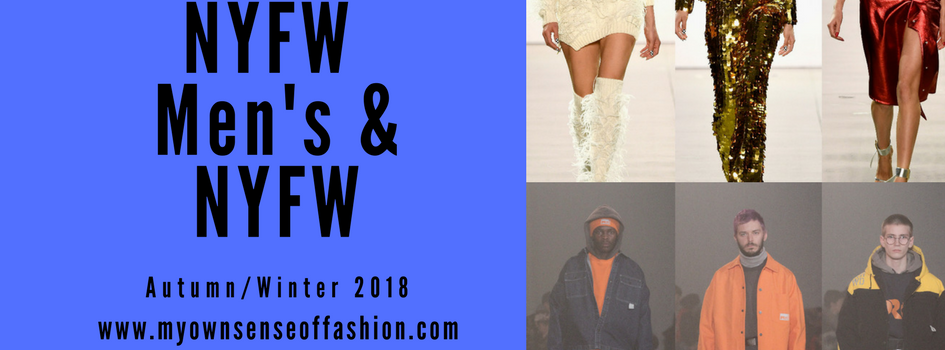 New York Fashion Week Men's & New York Fashion Week (Autumn/Winter 2018)