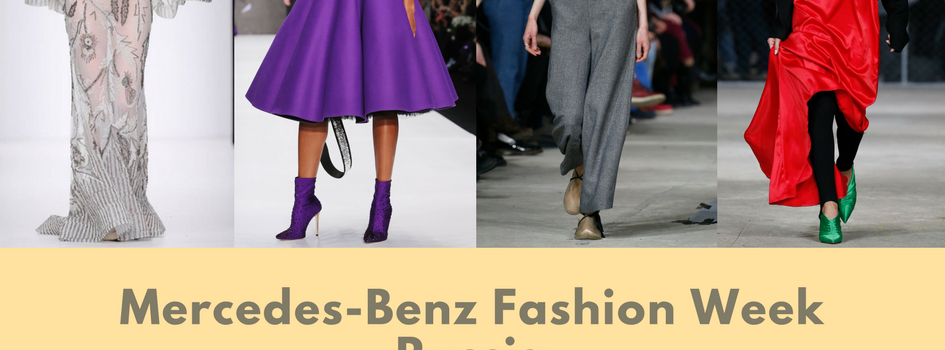 Mercedes-Benz Fashion Week Russia (Autumn/Winter 2018 Ready-to-Wear)