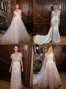 747398d170 NYFW Bridal Fashion Week (Spring 2019 Bridal)
