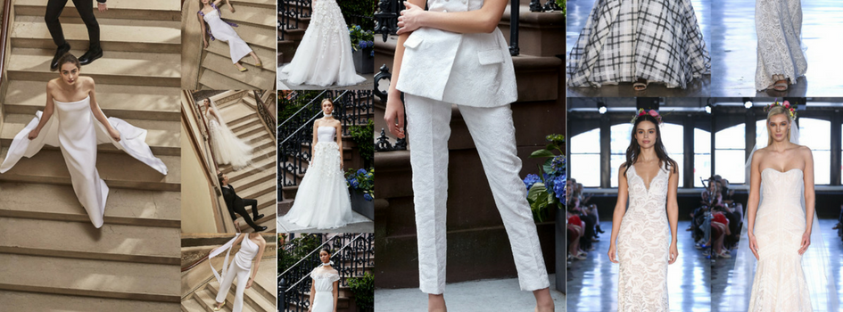 NYFW Bridal Fashion Week (Spring 2019 Bridal)