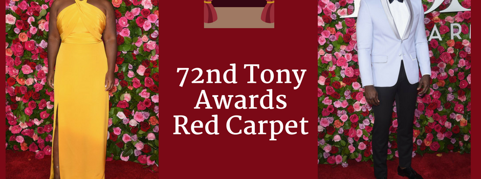 72nd Tony Awards Red Carpet