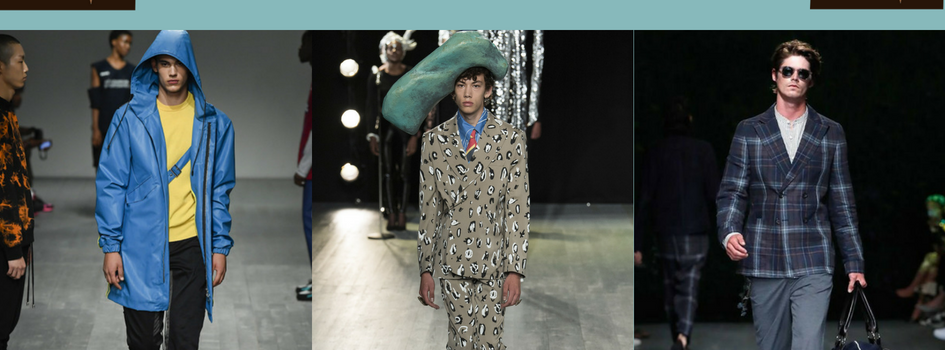 London Fashion Week Men's (Spring/Summer 2019 Menswear)