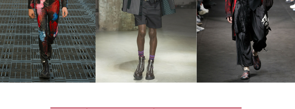 Paris Fashion Week (Spring/Summer 2019 Menswear)