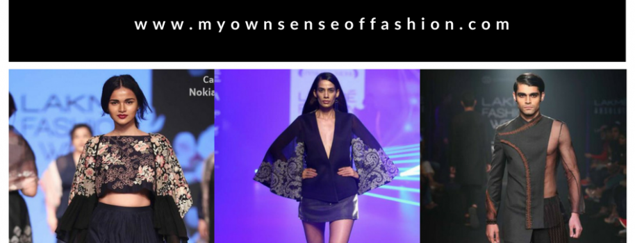 Lakmé Fashion Week (Winter/Festive 2018)