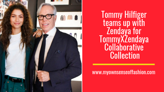 Tommy Hilfiger teams up with Zendaya for TommyXZendaya Collaborative Collection