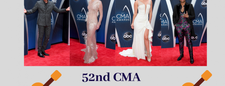 52nd CMA Awards Red Carpet