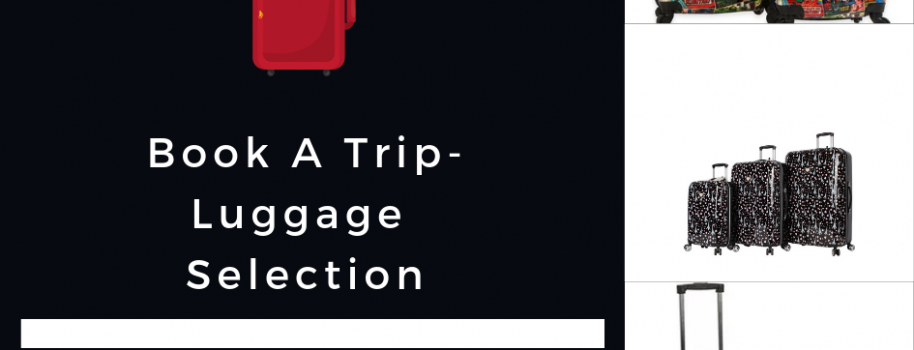 Book A Trip-Luggage Selection