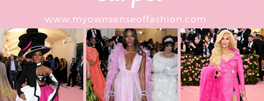 2019 Met Gala Red Carpet