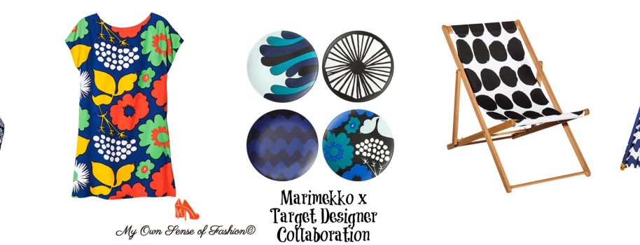 Marimekko x Target Designer Collaboration Sneak Peek (Images)