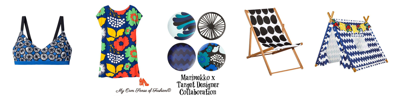 Marimekko x Target Designer Collaboration Sneak Peek (Images)