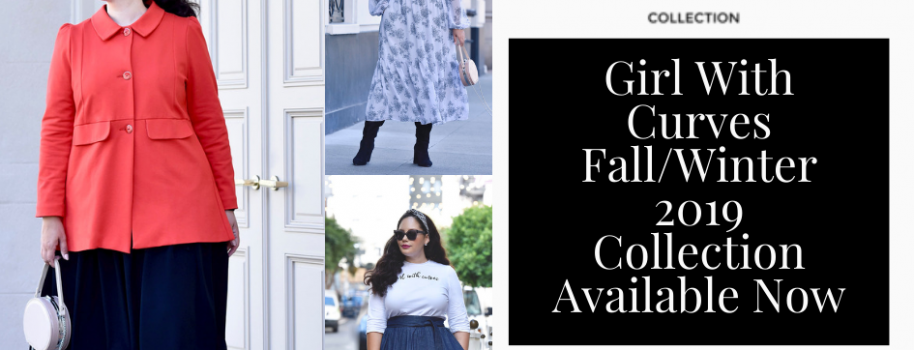 Girl With Curves Fall/Winter 2019 Collection Available Now