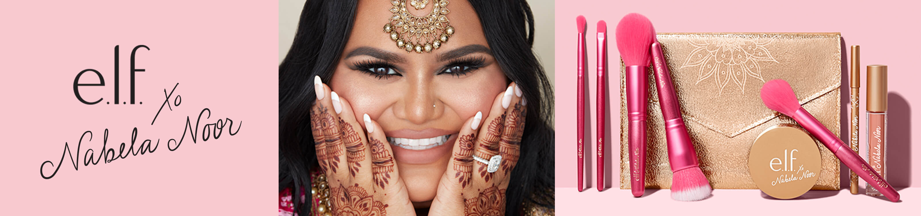 Nabela Noor X e.l.f Cosmetics Collection Available Now