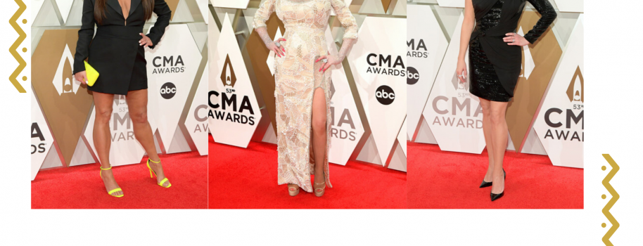 53rd CMA Awards Red Carpet