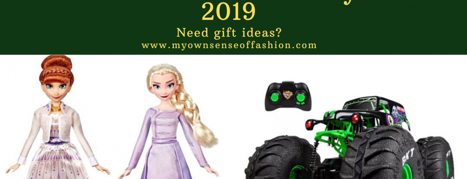 Dear Santa- Hottest Toys of 2019