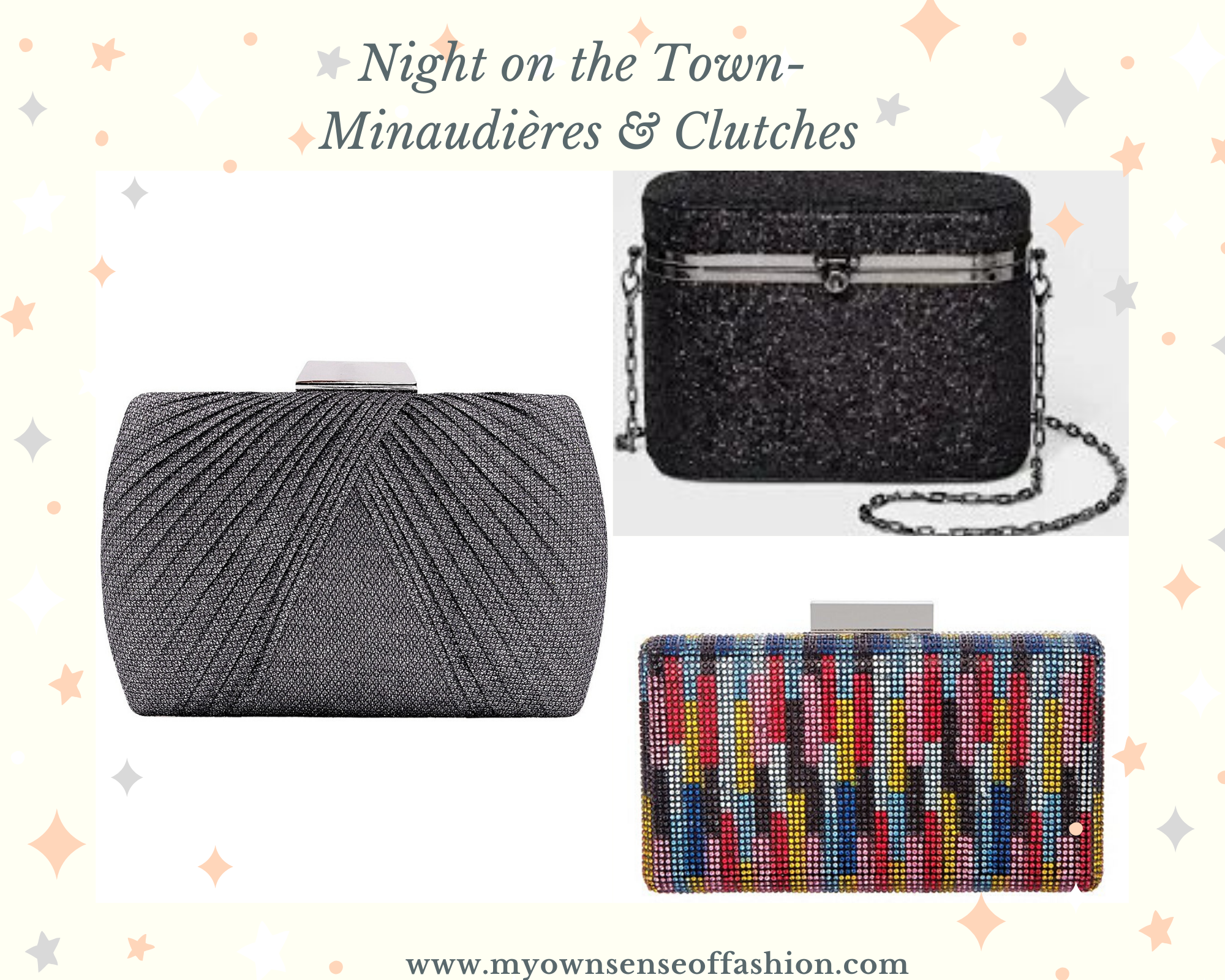 Night on the Town- Minaudières & Clutches