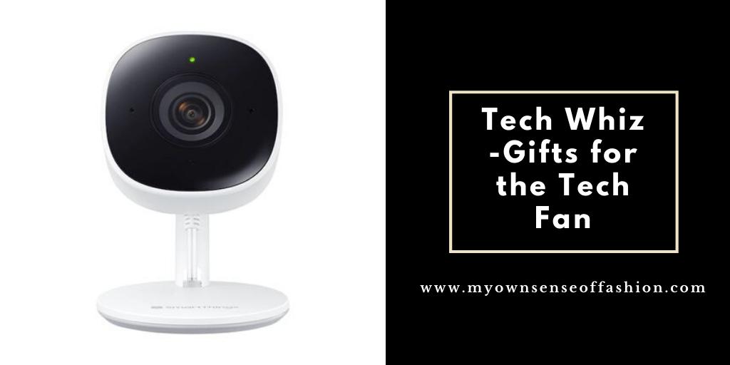 Tech Whiz-Gifts for the Tech Fan