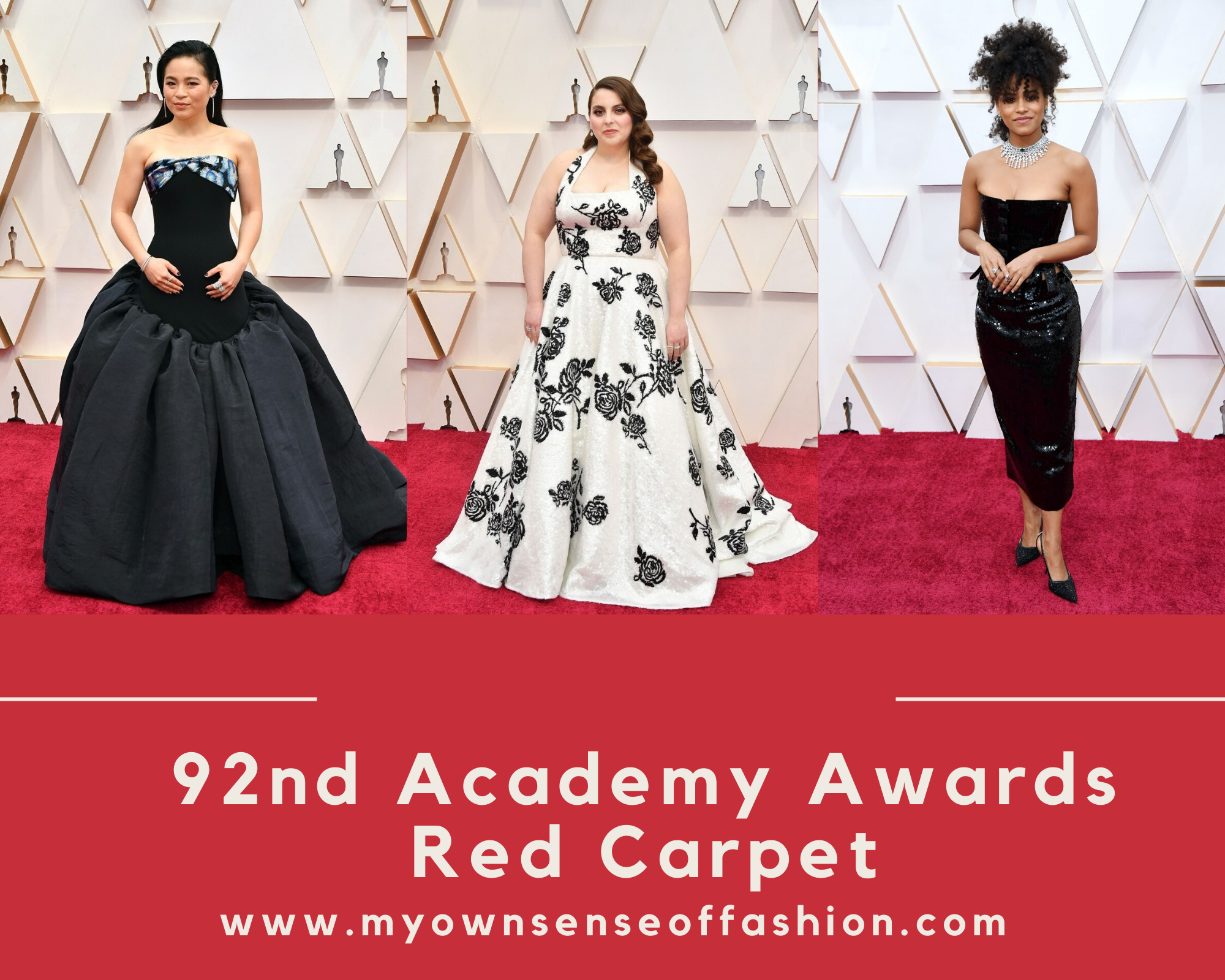 92nd Academy Awards Red Carpet